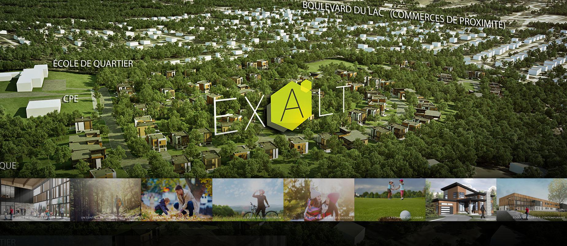 Quartier Exalt